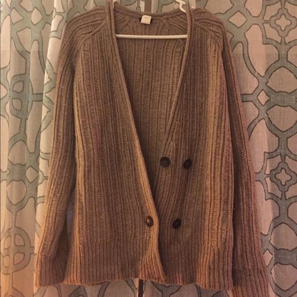 J. Crew Sweaters - Wool JCrew Cardigan
